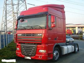 DAF XF 105.410 LOW DECK