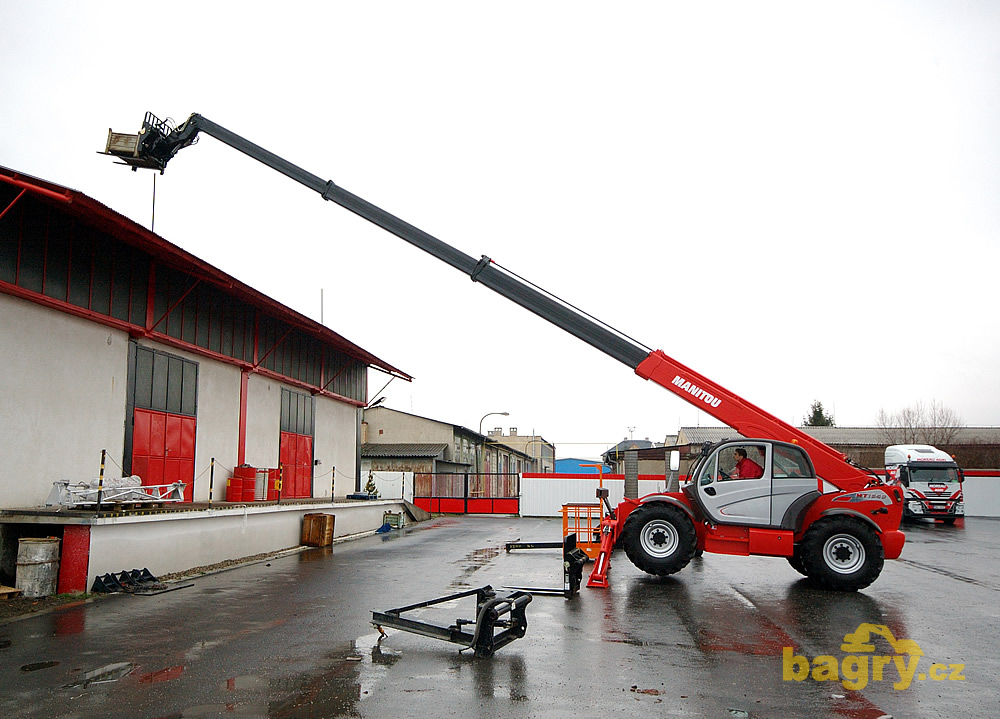 Manitou Maniscopic MT 1840 R Privilege