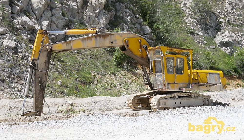 escavatori unex Pasove_rypadlo_unex_dh_621