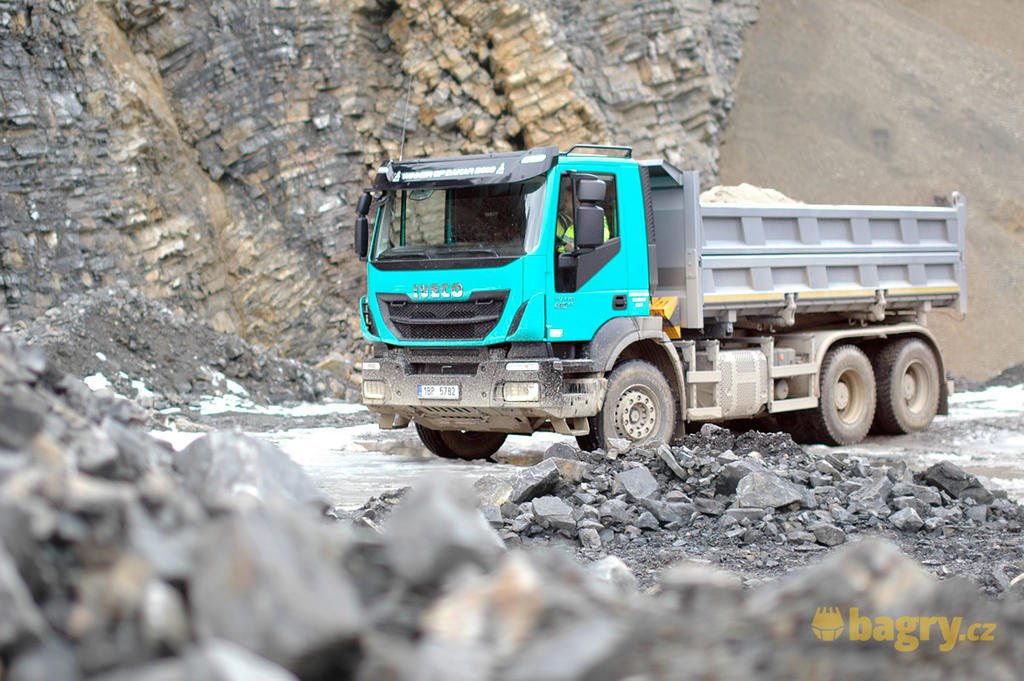 Iveco Trakker AD260T41 Dakar Limited Edition: Recenze